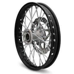 Llanta delantera 1.4x14 con disco Pitbike YCF >2021