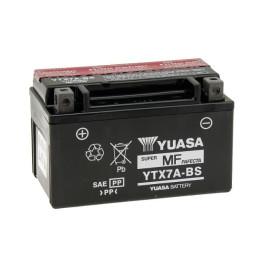 Bateria YTX7A-BS Yuasa con ácido