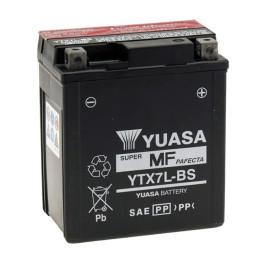 Bateria YTX7L-BS Yuasa con ácido