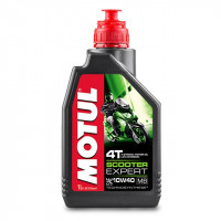 Aceite motor 4T 10W40 1L Motul Scooter Expert MB