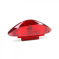 Piloto tras. Yamaha Aerox, homologado CE,(homologado CE), MBK Nitro/Yamaha Aerox, CPI Hussar, cristal rojo