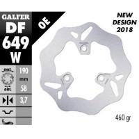 Disco de freno Wave Beta Ark / Benelli 491/ K2 50/ Velvet 125-150 Galfer