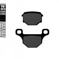 Pastillas de freno Galfer - Organicas Aprilia RS4 50 >2011