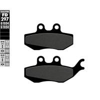 Pastillas de Freno Galfer FD297, orgánico - Rieju NKD 125/ RS-2 Matrix / RS-2 Naked