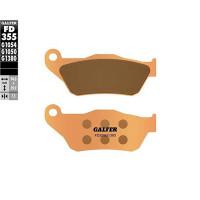 Pastillas de freno Galfer, sinterizadas, delant. YAMAHA X MAX 125/250 4T LC