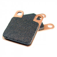 Pastilla de Freno (Set) Galfer Metal sinterizado, S11 (FD065G1380) (GLS1180)