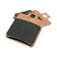 Pastilla de Freno (Set) Galfer Metal sinterizado, S14 trasero (FD200G1380)