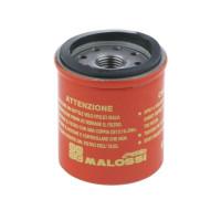 Filtro de aceite Malossi Red-Chilli Motor Piaggio 125/200/250/300cc