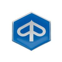 Escudo frontal hexagonal Olympia, Piaggio Vespa, Vespa Classics