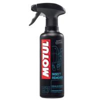 Limpiador Insectos Motul E7 Insect Remover, bote 0.4l