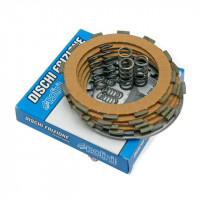 Discos de embrague Derbi Senda/GPR Polini con muelles y separadores