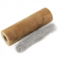 """Coquilla fibra silenciador VOCA """"Bioxil"""" l.188mm, d.58mm"""
