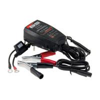 Cargador batería BS digital 6/12V 1000mA automático