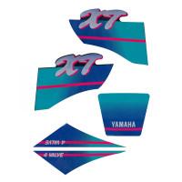 Kit pegatinas Yamaha XT
