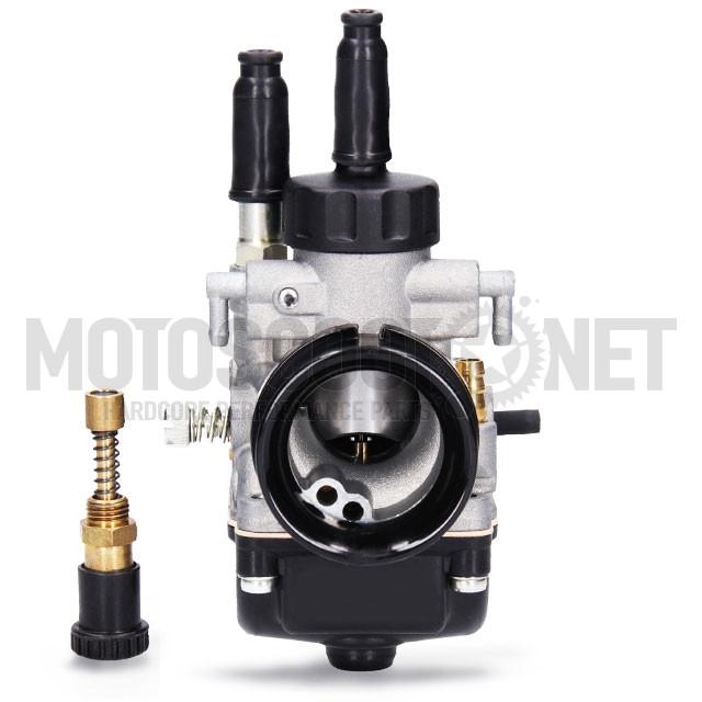 Carburador 21 PHBG DS 2632 Dellorto - Estárter Cable/Palanca Sku:9027 /9/0/9027_03.jpg
