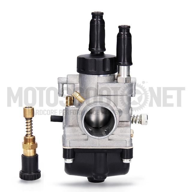 Carburador 21 PHBG DS 2632 Dellorto - Estárter Cable/Palanca Sku:9027 /9/0/9027_04.jpg