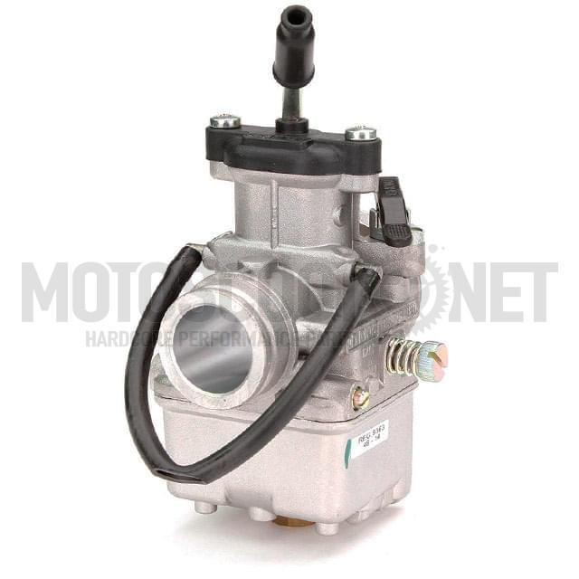 Carburador 26 VHST Dellorto con starter palanca Ref:9363