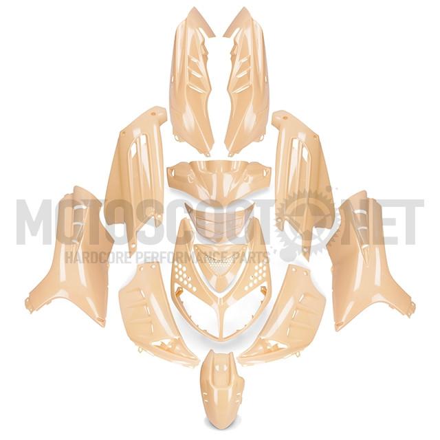 Kit de carenagens Peugeot Speedfight 2 13 peças por pintar Allpro