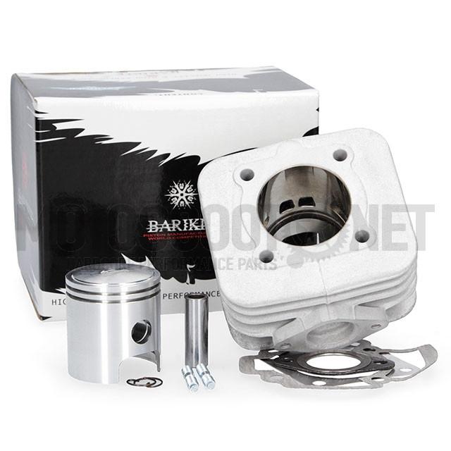 Cilindro Piaggio AC 65cc Barikit aluminio ref: CIL-951-S
