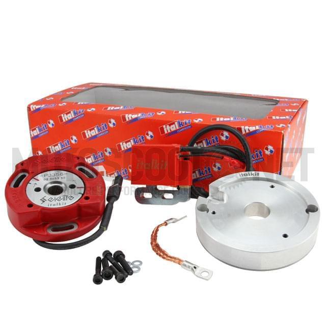 """Italkit Encendido """"Racing"""" con Rotor Interior Pitbikes"""