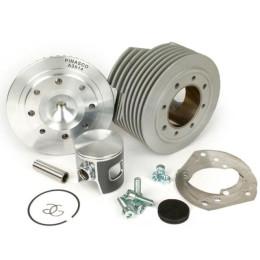 Cilindro Vespa PK/Primavera 50/125 a 135cc Zuera SS aluminio Pinasco