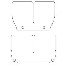 Laminas de carbono para cajas VForce2 2P110-1