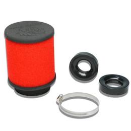 Filtro de ar Malossi RED FILER E16 Ø60mm e PHBG / PHBL