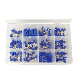 Caja de conectores Faston 165 piezas TNT