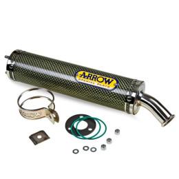 Silenciador Arrow Kevlar Aprilia RS 125 94-07 Tuono 125 '04 (CE)