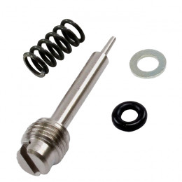 Kit tornillo regulacion mezcla aire cono 5 largo 29,5 mm PHBL