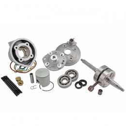 Kit cilindro y cambota Top Performances 77cc, carrera 39mm,, Piaggio