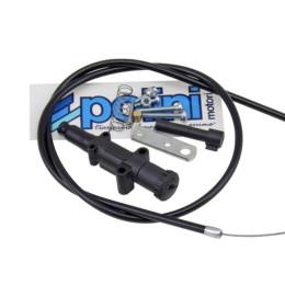 Tirador starter con cable Polini (60cm de cable)