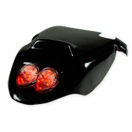Paso de rueda Yamaha Aerox MTKT Racing-LED