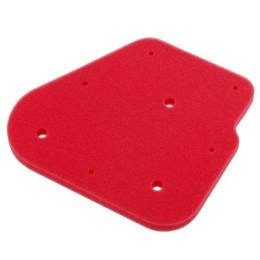 Filtro de ar Artein Minarelli horizontal, rojo