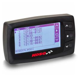 Marcador lap timer GPS Koso