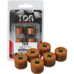 Roletes TDR 20x12mm 13gr
