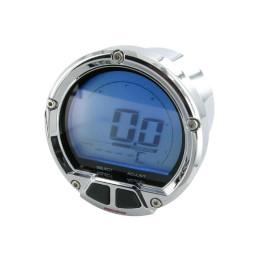 Conta rotações KOSO DL-02R LCD d.55mm 0-20.000rpm Cromado
