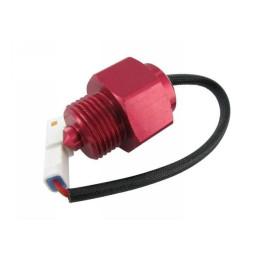 Sensor de temperatura M18x1,5mm conector blanco / nuevo Koso