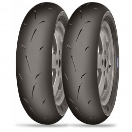 Juego neumáticos MITAS Racing MC 35 100/90-12 y 120/80-12