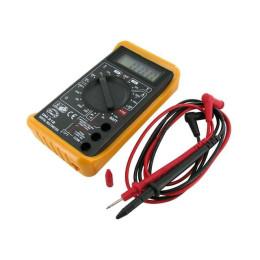 Tester digital 18 intervalos de medición Motoforce