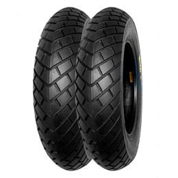 Juego de neumáticos 90/90-10 Lluvia PMT