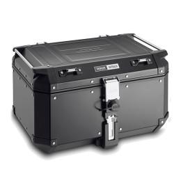 Maleta Monokey® Trekker Outback 58 Aluminio Negro Givi