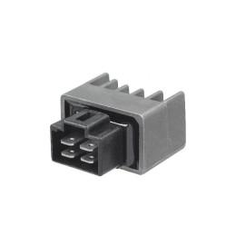 Regulador Electrico 12v/8A - 4 Faston - Yamaha Aerox (04-09), Yamaha BW'S (03-10), Jog R (02-10), Yamaha Neo'S, Kymco 125