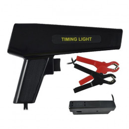 Pistola Estroboscópica JBM 12V 3,6W com sensor indutivo
