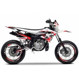 Kit pegatinas Voca Yamaha DT50 04-10