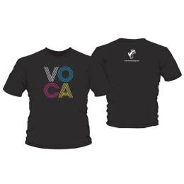 T-shirt Voca RULES