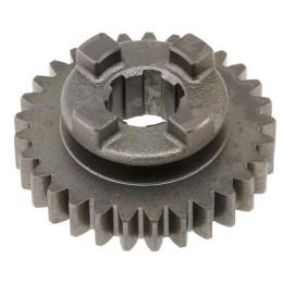Engranaje selector eje secundário motor 155Z, ZongShen