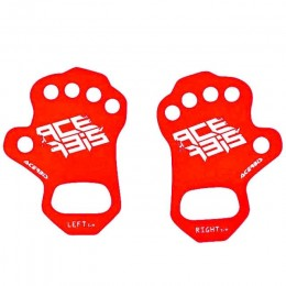 Palm protectors Red Acerbis Size L/XL