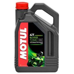 Motor Oil 4T 10W40 4L Motul 5100