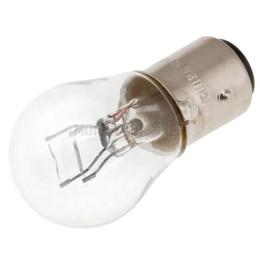 Tail Light Bulb 12V 21/5W BAY15D transparent Vicma Bilux